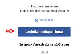 cara hack like facebook