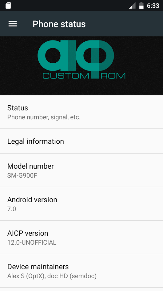 How To Update Samsung Galaxy S5 SM-G900F ToAndroid 7.0 Nougat