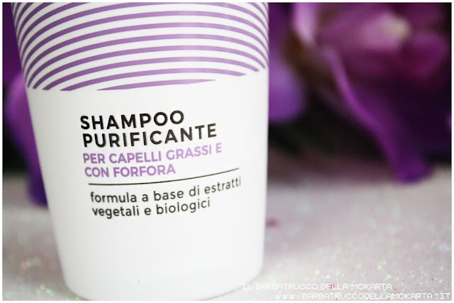 shampoo purificante capelli  hair color vibes gyada cosmetics review recensione