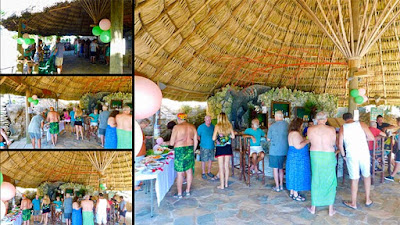 birthday parties, black iguana beach bar, tania rozsypalova, good energy, #payabay, #payabayresort, paya bay resort,