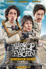 Warkop DKI Reborn – Jangkrik Boss Part 1 (2016)
