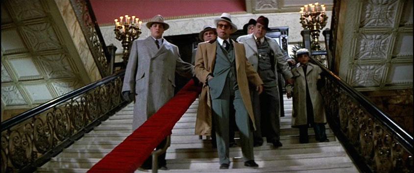 movie tourist the untouchables 1987