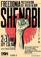 Conciertos de Freedonia en Madrid