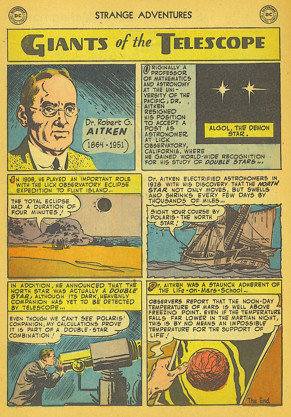 Strange Adventures (1950) issue 21 - Page 34