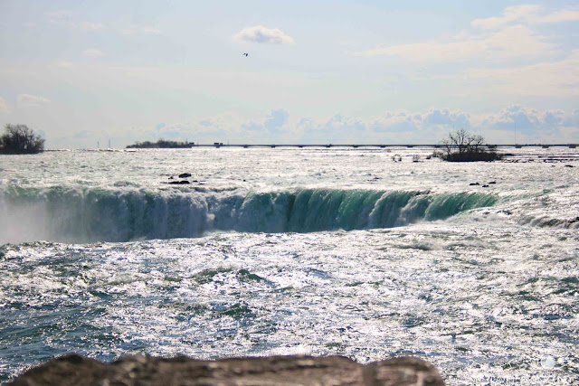 My Travel Background : 4 jours au Canada - Les chutes du Niagara