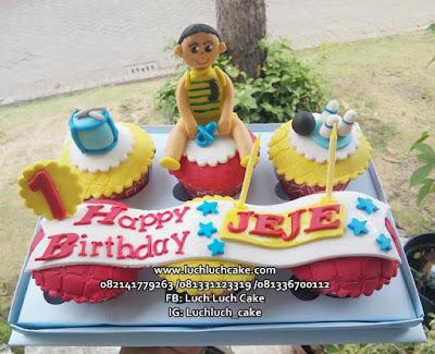 Cupcake Ulang Tahun Untuk Cowok