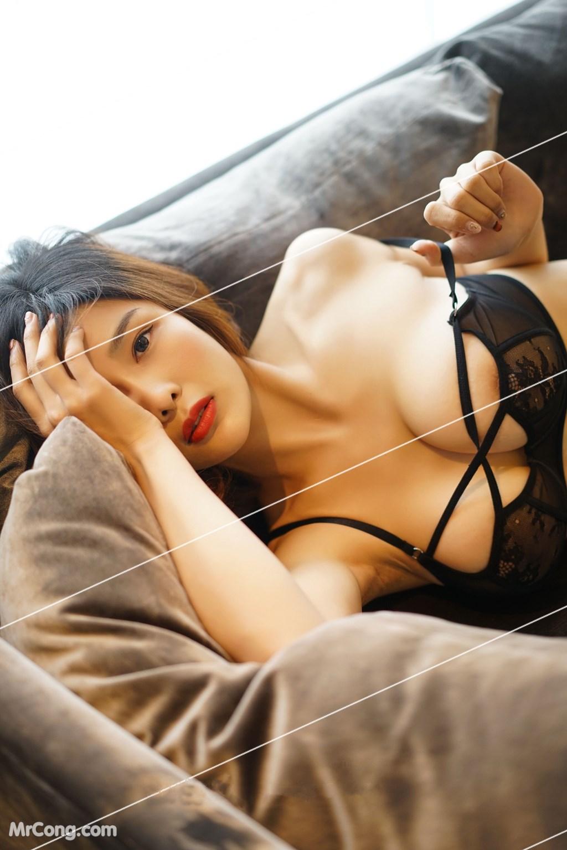 Image Yan-Pan-Pan-Part-3-MrCong.com-008 in post Ngắm vòng một siêu gợi cảm với nội y của người đẹp Yan Pan Pan (闫盼盼) (51 ảnh)