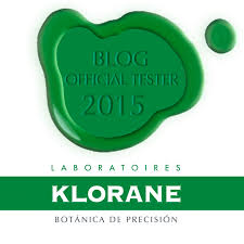 BLOG TESTER OFICIAL KLORANE 2015
