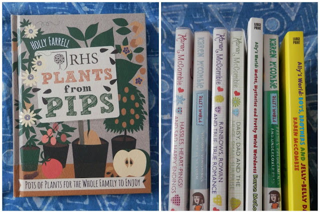 Plants from Pips, Ally's World Review secondhandsusie.blogspot.co.uk