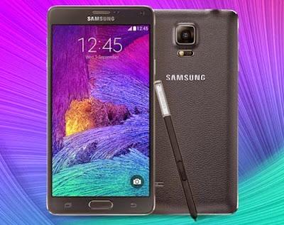 Harga Samsung Galaxy Note 4 Duos Terbaru