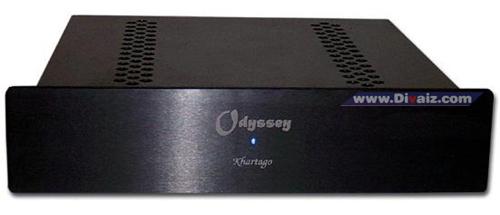 Power Amplifier Odyssey Khartago - www.divaizz.com