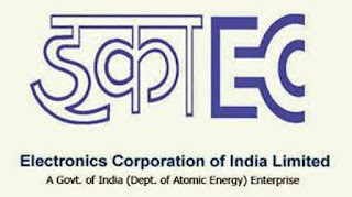 ECIL Recruitment 2018 for Technical Officer, Scientific Assistant, and Junior Artisan Post @ecil.co.in