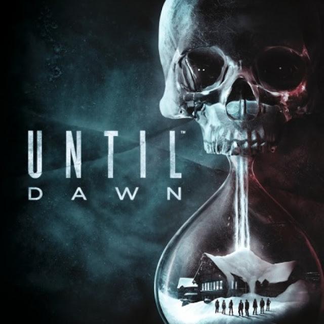 تحميل لعبة until dawn لبلاي ستيشن 4