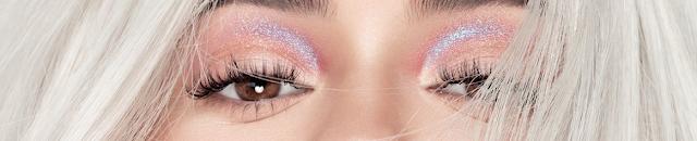 Luxury Makeup - (  Kylie Jenner's Cosmetics Purple Palette Makeup )