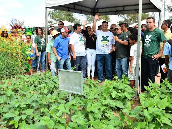 AGRITEC segue para sua 13º terceira edição e se consolida como a maior feira da agricultura familiar do Maranhão