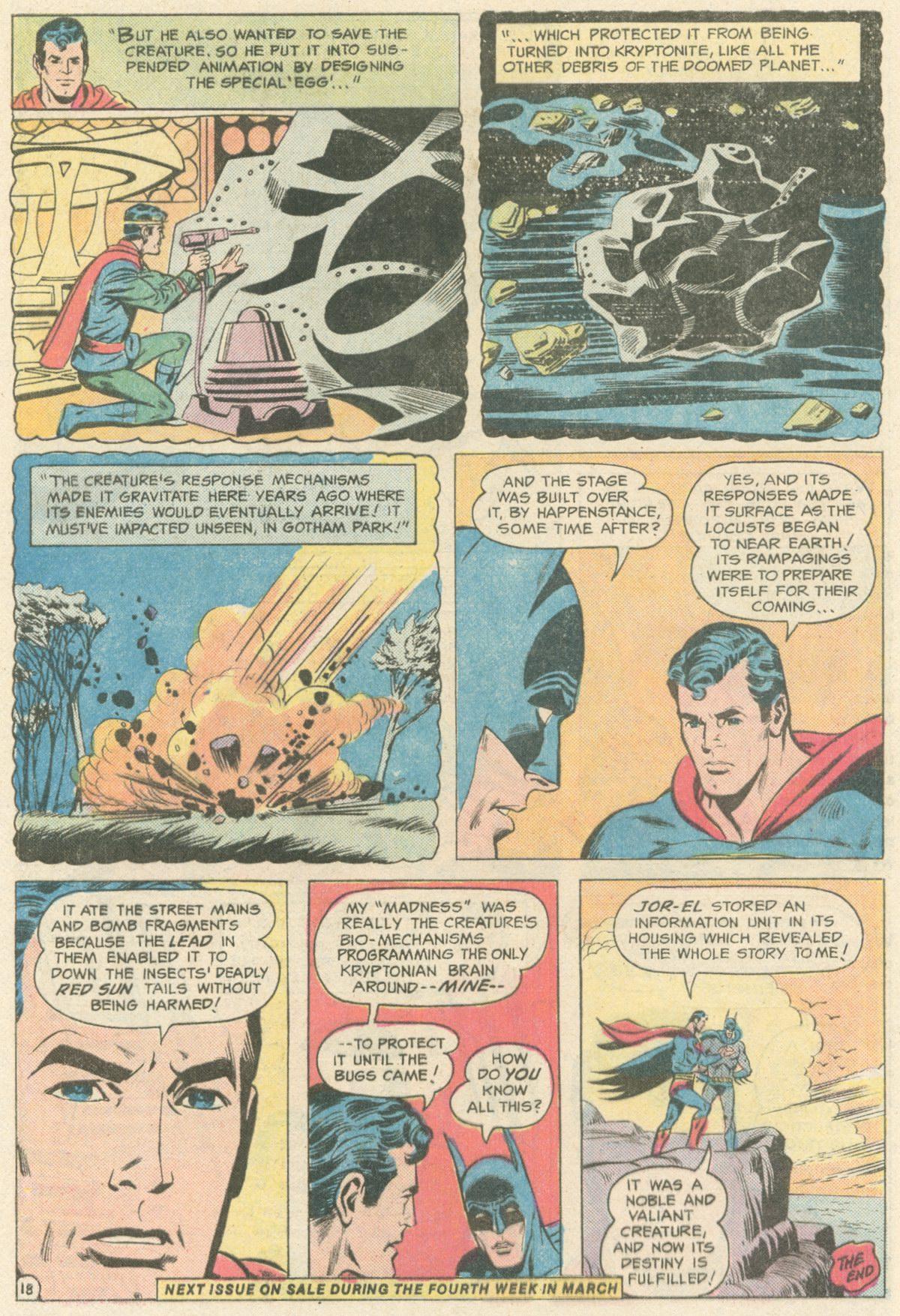 Read online World's Finest Comics comic -  Issue #237 - 32