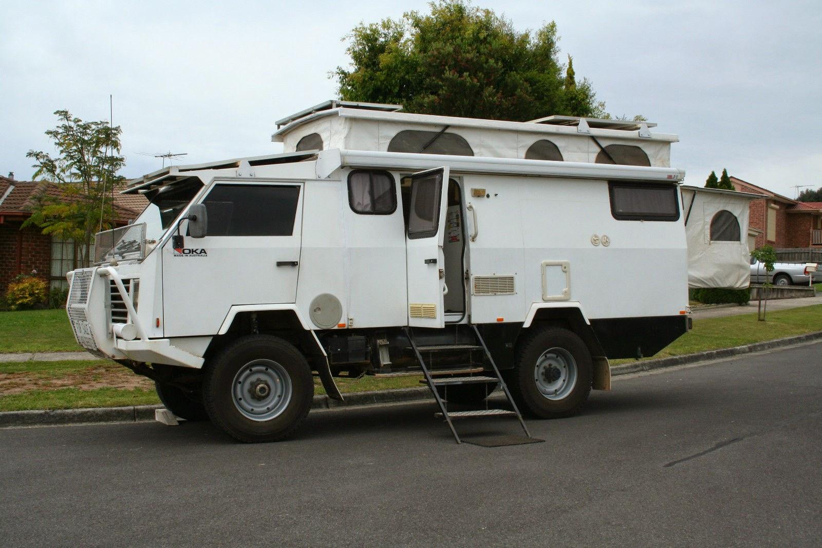 b62ba157851742 New Camper Van Off Road Fiat Professional Ducato 4x4 Expedition Camper Van