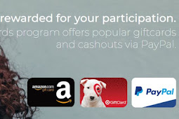 TAKE SURVEY. GET PAID. EARN CASH Or GIFT CARD