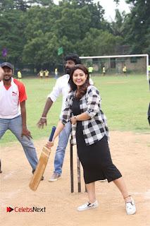 Sneha Prasanna at Just Cricket Finals for HIV Children  0015.jpg
