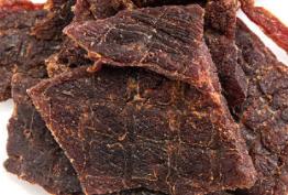 beef jerky recipe venison