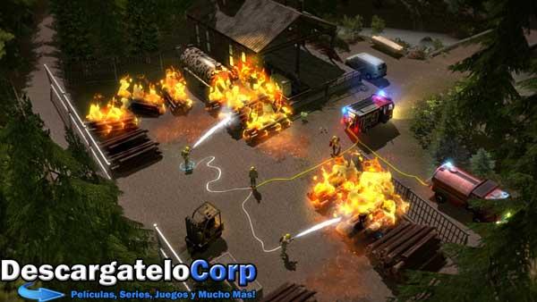 Descargar Rescue 2 Everyday Heroes Español Juego PC