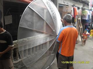 SERVICE - SETTING - PARABOLA DIGITAL JAKARTA-BARAT
