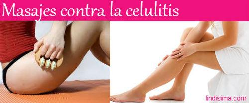 masajes contra la celulitis