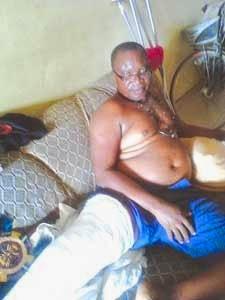 Chief Christian Ojimba