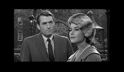 Mirage 1965 Gregory Peck Diane Baker Image 1