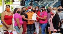 Caracciolo Parra y Olmedo fue declarado: Territorio 100% Comunal