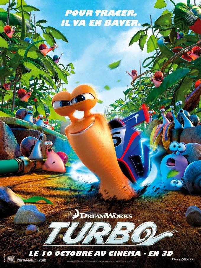 Turbo เทอร์โบ หอยทากจอมซิ่งสายฟ้า [HD]