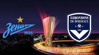 Зенит – Бордо прямая трансляция онлайн 25/10 в 19:55 по МСК.