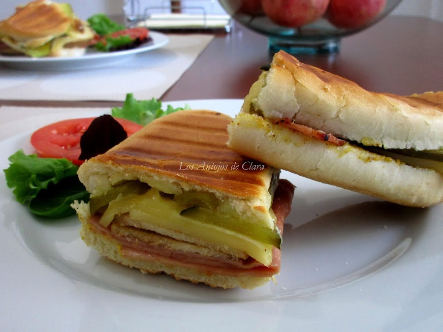 Sándwich cubano