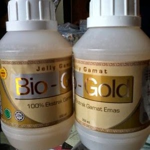 Grosir Jelly Gamat Bio-Gold