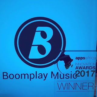 Boomplay Music Now Africa's Number One App, As It Bags the Highly Coveted 'Best African App' Award.