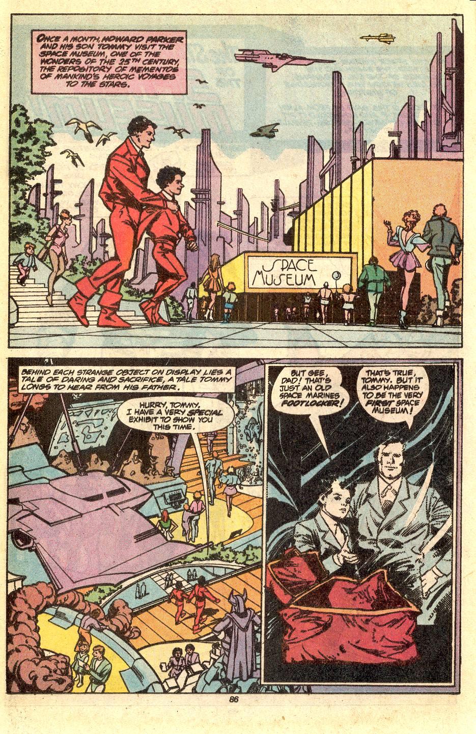 Read online Secret Origins (1986) comic -  Issue #50 - 89