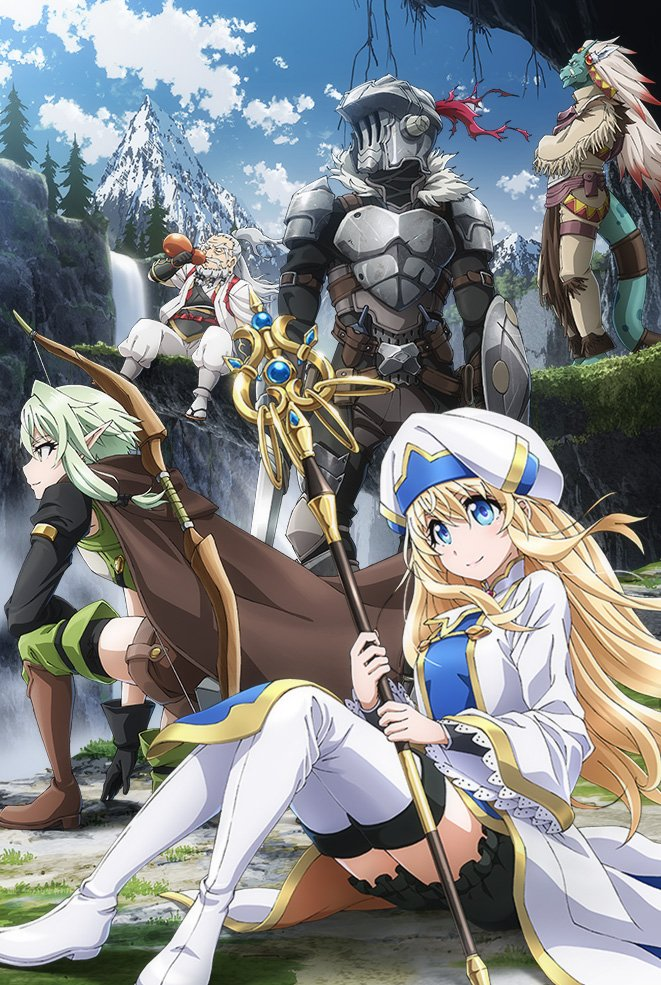 Goblin Slayer visual 2