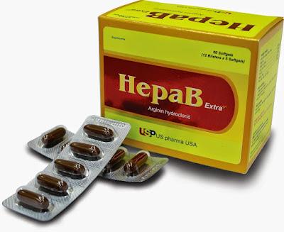 Dùng HepaB extra giải độc rượu có tốt không?