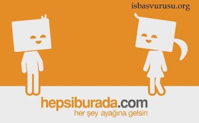 hepsiburada-is-basvurusu
