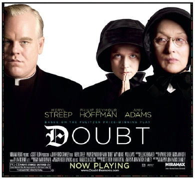 Doubt, poster