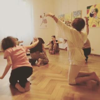 spiritual art festival natya yoga daria mascotto