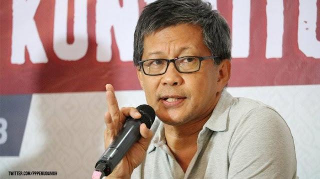 Soal Ratna Sarumpaet, Rocky Gerung: Hukum Jalan Saja, di Belakang Ada Permainan Politik, Ya Sudah