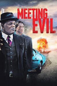 Meeting Evil Poster