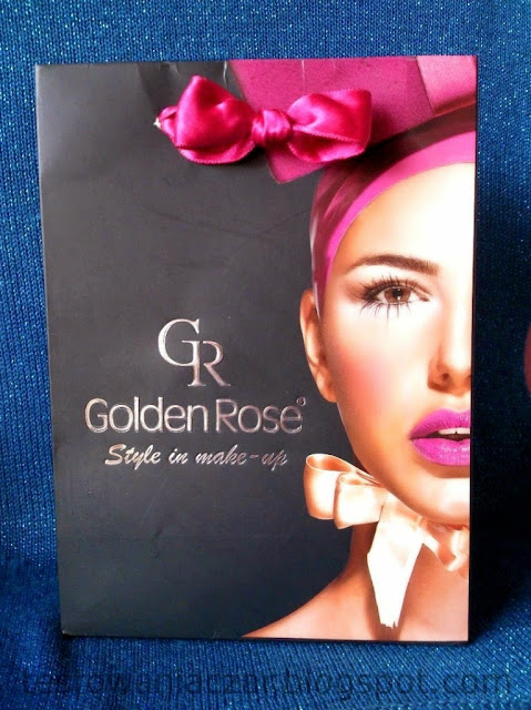 CUTICLE REMOVER GEL - preparat do usuwania skórek - GOLDEN ROSE