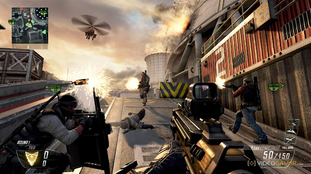 Call of Duty Black Ops II PC Free Download Screenshot 1
