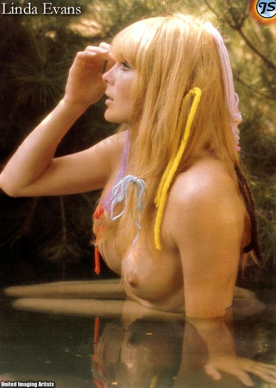 evans in Linda playboy naked