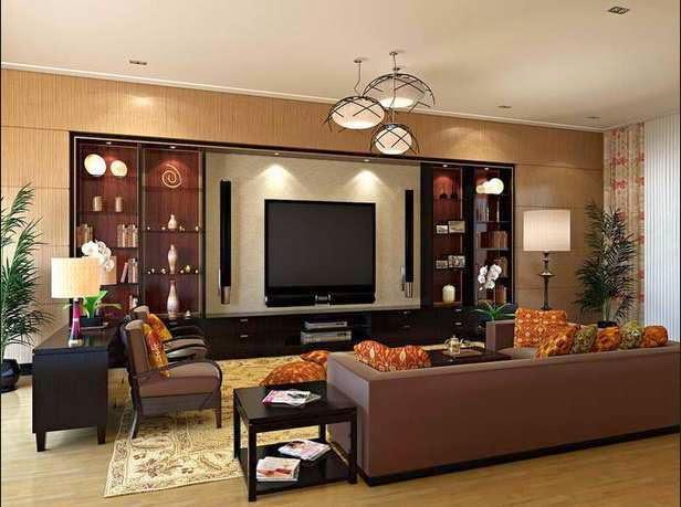 Dekorasi Ruang Keluarga 1