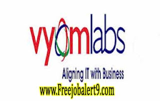 Vyomlabs Recruitment 2017 Jobs For Freshers Apply