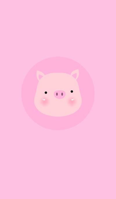 Simple pig theme