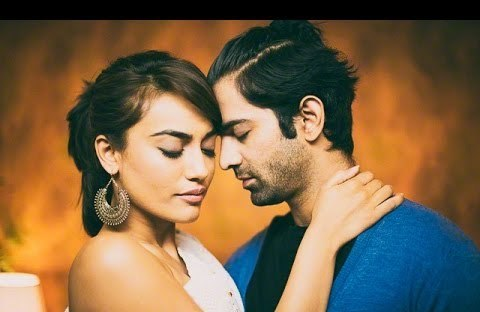 Barun sobti and Surbi Jyoti in Tanhaiyan